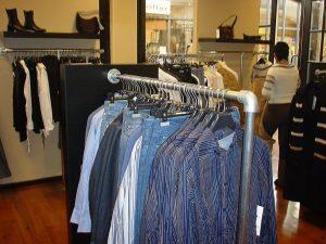 Winkelinrichting met steigerbuis koppelingen