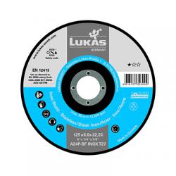 Doorslijpschijf RVS Premiumflex Lukas - DHZ STORE