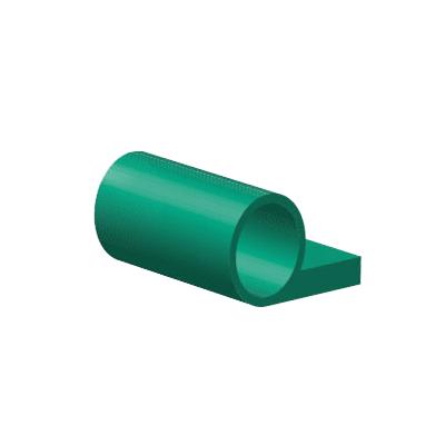 Rubber P-profiel